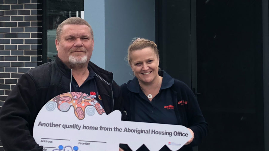 Awabakal partner with (AHO) Aboriginal Housing Office to further provide better support, care and housing for our seniors.